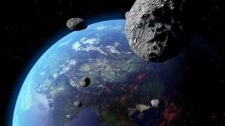 Un asteroid se apropie de Terra! Nu se ştie la ce distanţă va trece de noi!