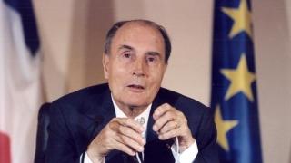 Un bun preşedinte francez: Mitterrand, la 20 de ani de la deces