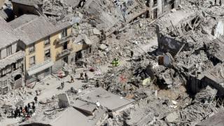 Un copil de 11 ani, al șaselea român mort în seismul din Amatrice