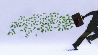 Greii economiei dau fix doi bani pe Fiscul românesc
