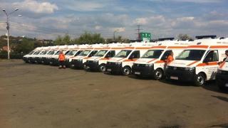 Unde se va ține licitația pentru ambulanțe?