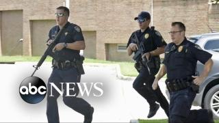 Un veteran de război a ucis trei polițiști în Baton Rouge