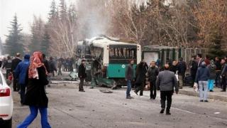 Un grup radical kurd revendică atentatul din Kayseri