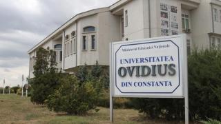 """Universitatea """"Ovidius"""", controlată de ARACIS"""