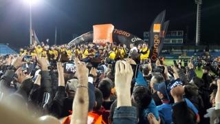 """Universitatea """"Ovidius"""" felicită campioana României la fotbal"""
