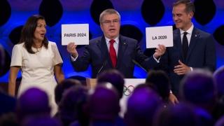 Un moment istoric pentru mișcarea olimpică mondială