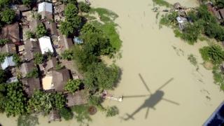 Un mort = 6.216 dolari! Inundaţiile produc catastrofe în India: 9,6 milioane de persoane afectate