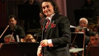 """Un nou concert pop-rock simfonic marca Ionuț Pascu, la Teatrul """"Oleg Danovski"""""""