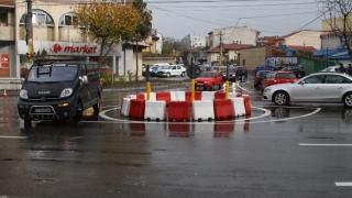 Un nou sens giratoriu a răsărit în Constanța