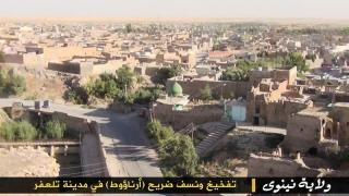 Un oraș întreg, eliberat de sub controlul DAESH