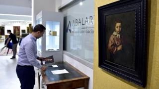 Un posibil Velazquez a fost cumpărat pentru 8 milioane de euro la Madrid