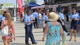 Cu ochii pe hoți! Polițiștii iau măsuri speciale pentru protecția turiștilor!