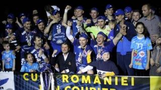 HC Dobrogea Sud, deținătoarea Cupei României, va juca în primul tur la Botoșani