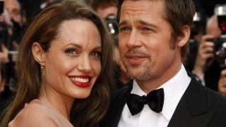 Cel mai celebru cuplu de pe planetă, Angelina Jolie și Brad Pitt, divorțează