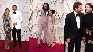 Rochiile au făcut senzaţie la Oscar, accesorizate cu diamante de zeci de milioane de dolari
