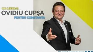 Cupșa forțează mâna liberalilor ca să fie desemnat candidat la Primăria Constanța