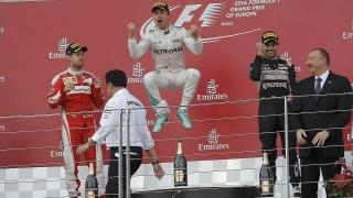 Succes lejer pentru Nico Rosberg în Marele Premiu al Europei