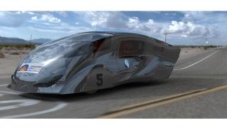 Cursă de mașini propulsate cu energie solară, în deșertul australian