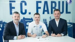 FC Farul a anunţat primul transfer al verii