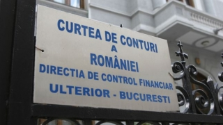 Curtea de Conturi a identificat prejudicii de 410 milioane de euro provocate bugetului