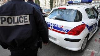 """Zeci de persoane în custodia poliției franceze, în urma unor proteste """"antifasciste""""  și anticapitaliste"""