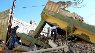 Cutremur de mare magnitudine! Peste 130 de răniţi