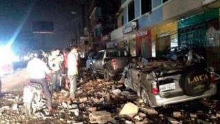 Cel puțin 235 de morți după cutremurul din Ecuador