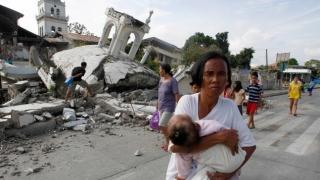 Seism puternic în Filipine. Mai mulți morți și peste o sută de răniți