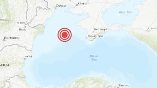 Cutremur în zona Mării Negre, în noaptea de vineri spre sâmbătă. Care a fost cel mai puternic cutremur din Marea Neagră.