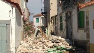 Cutremur devastator! Sute de răniți și mai mulți morți în Turcia și Grecia