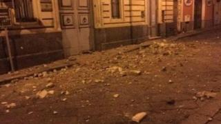 Cutremur în Sicilia, în această dimineață