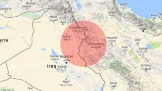 Cutremur puternic de suprafață, în Iran