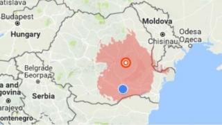 Trei cutremure în zona seismică Vrancea, în 24 de ore. Ultimul - 3,6 pe scara Richter