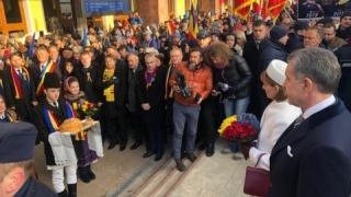 Familia Regală, la Alba Iulia cu trenul regal