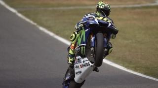 Valentino Rossi a câștigat Marele Premiu de MotoGP de la Barcelona