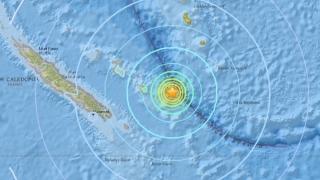 Valuri imense în urma unui cutremur de 7 grade. Vezi unde!
