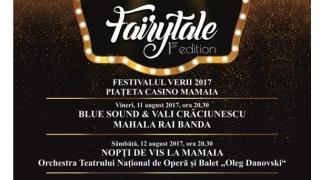 Vama, Vali Crăciunescu şi Mahala Rai Banda, la Mamaia Fairytale