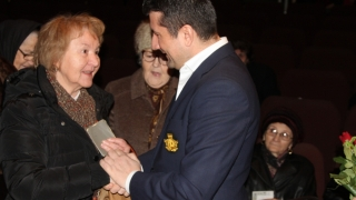 Vârstnicii Constanței, recompensaţi de municipalitate