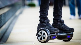 Piața hoverboard-urilor prinde viteză