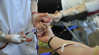 Veniți să donați sânge la Negru Vodă!