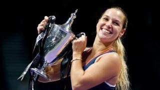 Victorie uriașă pentru Cibulkova la Singapore