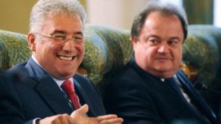 Fantomele trecutului îi bântuie pe Blaga și Videanu sub forma unui nou dosar penal