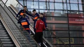 Fără trei jucători importanți, FC Viitorul a ajuns în Turcia