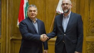 Viktor Orban și Hunor Kelemen - despre comunitatea maghiară din România
