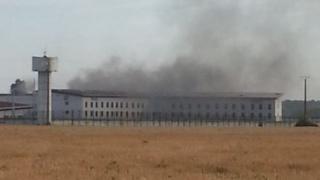 Violențe într-o închisoare din Franța
