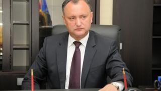 Visul lui Igor Dodon este ca Moldova să devină republică prezidențială