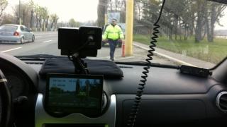 Viteză-record pe autostradă - 246 km/h