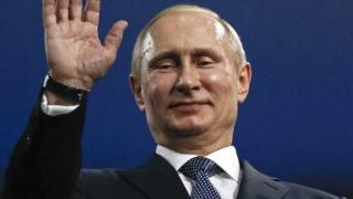 Vladimir Putin este cel mai puternic lider al lumii