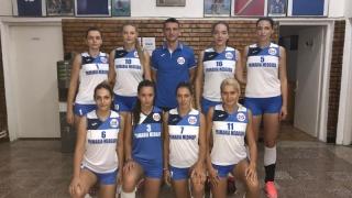 Voleibalistele de la CS Medgidia, la prima victorie oficială din istoria clubului