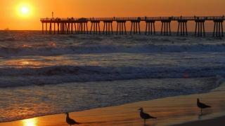 Vremea la mare: cald ziua, frig seara